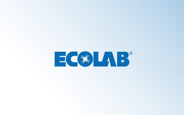 Ecolab logo - a client who has seen one of the most significant results in Culture Alignment