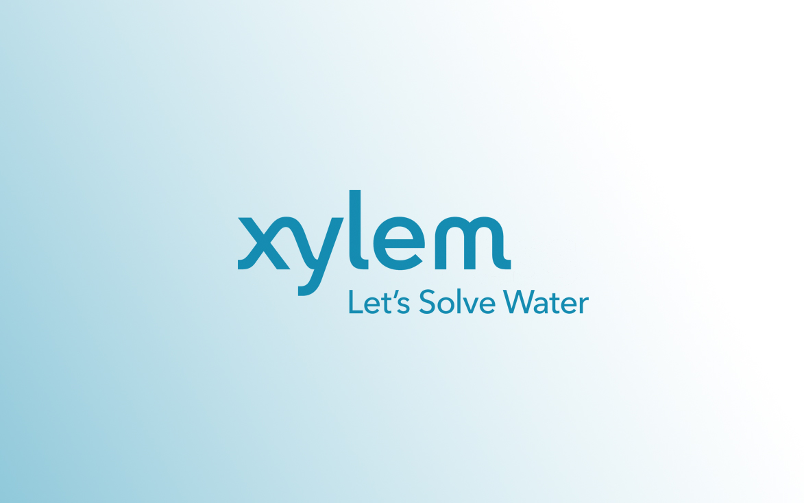 Logo of one of our culture capture clients - Xylem