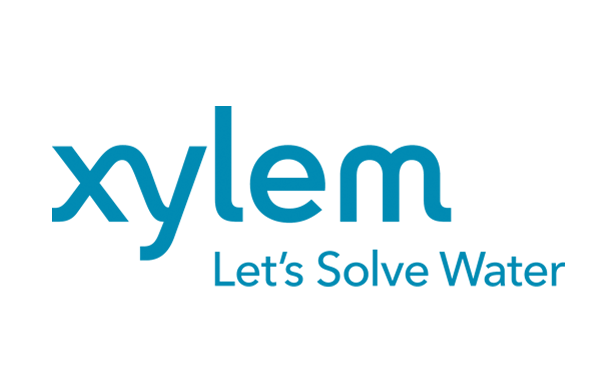 Transparent Logo of one of our culture capture clients - Xylem