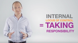 John Colbert header image about what is internal locus of control - how we can use this to achieve our goals