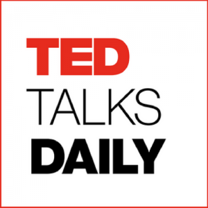 Thumbnail for a podcast for leaders - TED Talks Daily