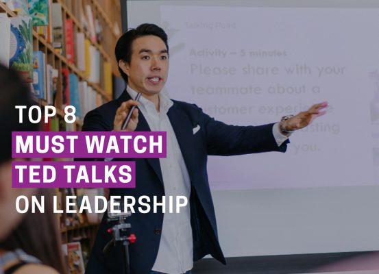 TED talks on Leadership