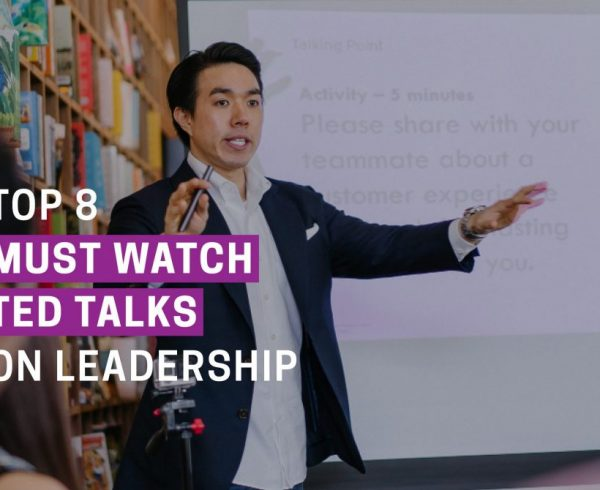 TED talks on Leadership